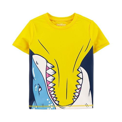Toddler Boys OshKosh B'gosh® Shark Attack Rashguard