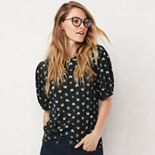 Women's LC Lauren Conrad Balloon Sleeve Tee
