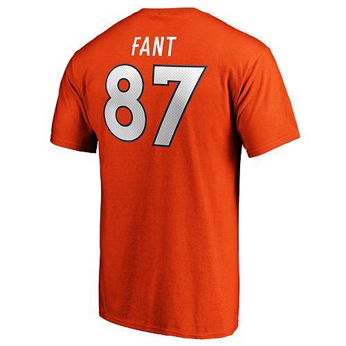 Men's NFL Denver Broncos Fant Authentic Stack