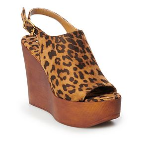 madden NYC Caravan Women's Wedge Sandals