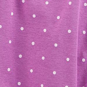 Baby Girl Carter's Polka Dot Toucan Snap-Up Romper