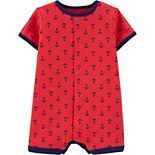 Baby Boy Carter's Anchor Snap-Up Romper