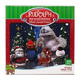 Rudolph the Red-Nosed Reindeer 300-Piece Puzzle