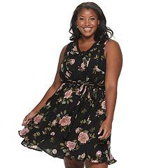 Juniors\' Plus Size Dresses | Kohl\'s