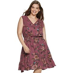 Juniors\' Plus Size Dresses | Kohl\'s