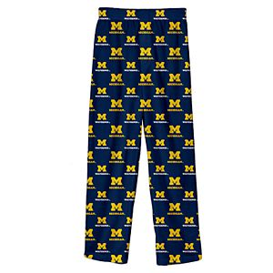 Boys 4-20 Michigan Wolverines Lounge Pants