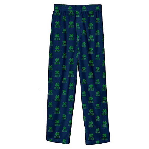 Boys 4-20 Notre Dame Fighting Irish Lounge Pants