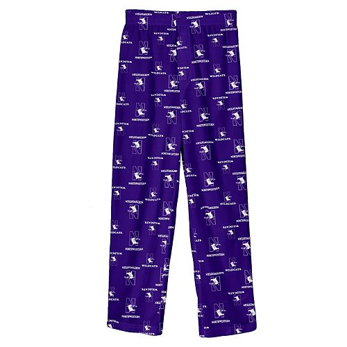 Boys 4-20 Northwestern Wildcats Lounge Pants