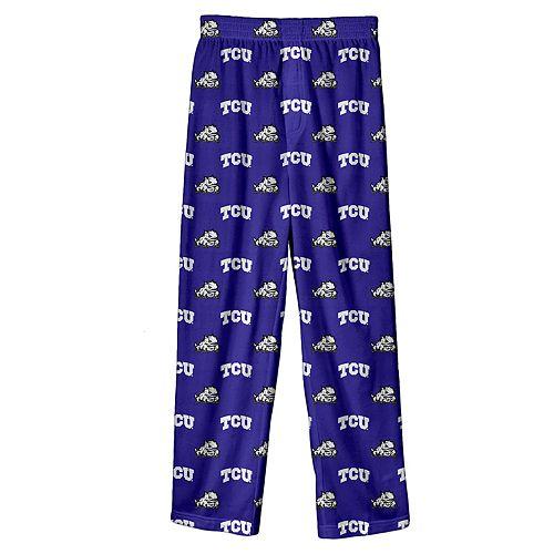 Boys 4-20 TCU Horned Frogs Lounge Pants