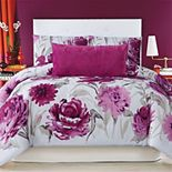 Christian Siriano NY® Remy Floral Comforter Set