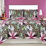 Christian Siriano Tahiti Floral Comforter Set