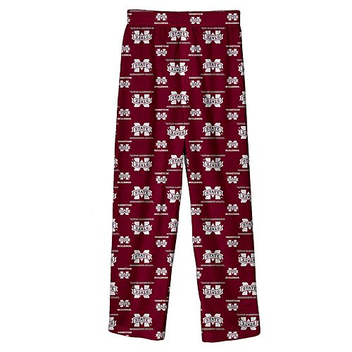 Boys 4-20 Mississippi State Bulldogs Lounge Pants