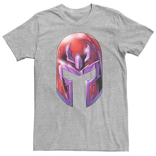 Men's Marvel Magneto Helmet Tee