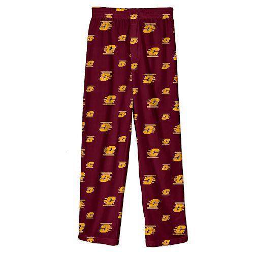 Boys 4-20 Central Michigan Chippewas Lounge Pants