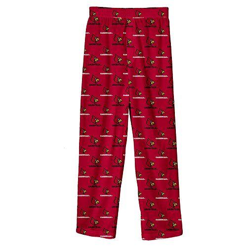 Boys 4-20 Louisville Cardinals Lounge Pants