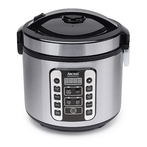 Aroma Professional 20-Cup Digital Rice Cooker / Multicooker