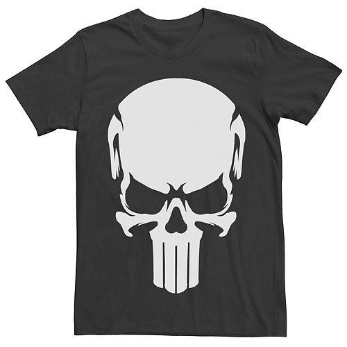 Men's Marvel's Punisher Skull Tee