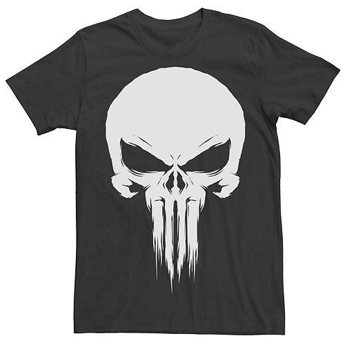Men's Marvel's Punisher Logo Tee