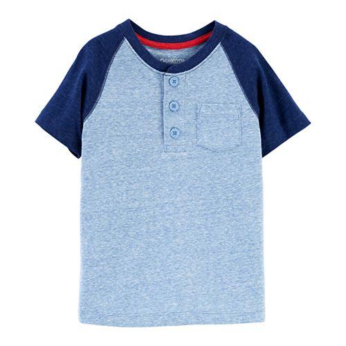 Toddler Boy OshKosh B'gosh® Colorblock Pocket Tee