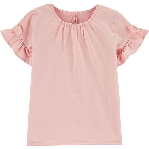 Toddler Girl OshKosh B'gosh® Tie-Sleeve Top