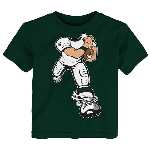 Toddler Boy Michigan State Spartans Lil' Player Short Sleeve Tee