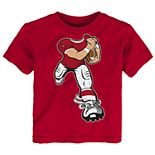 Toddler Boy Louisville Cardinals Lil' Player Short Sleeve Tee