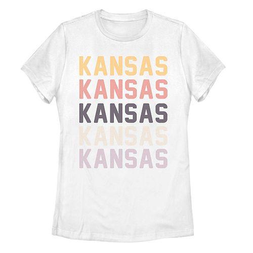 Juniors' Kansas State Graphic Tee