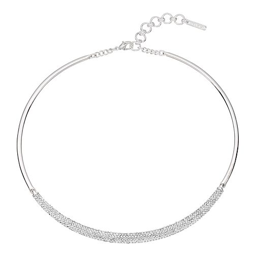Nine West Pave Collar Necklace