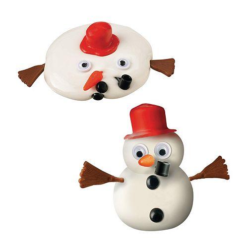 Original Fun Factory Melting Putty Snowman