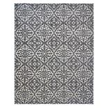 Avenue 33 New Style Lanza Gray Area Rug