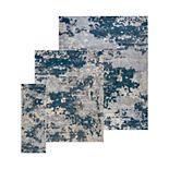 Avenue 33 New Style Bennes Blue 3-pc Set