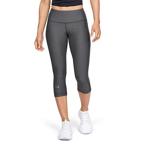 Women's Under Armour HeatGear High-Waisted Capri Leggings