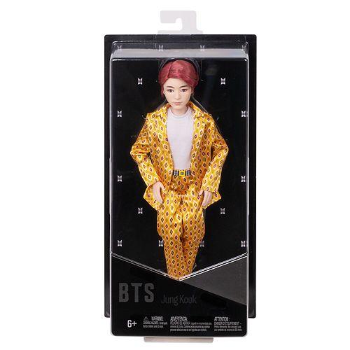Mattel BTS Jung Kook Idol Doll