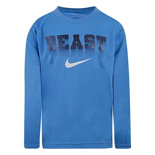 "Boys 4-7 Nike Dri-FIT ""Beast"" Graphic Tee"