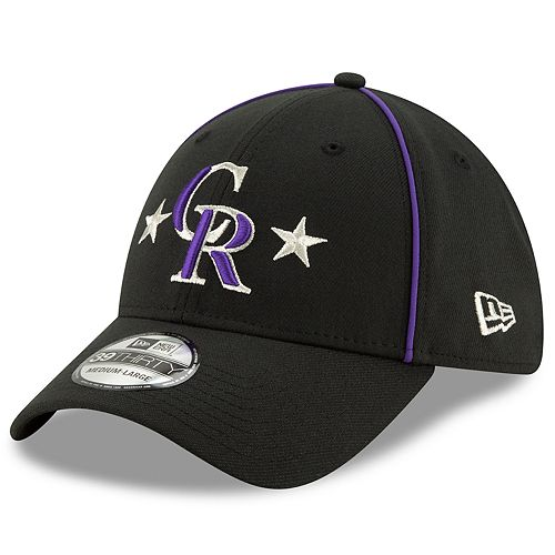 Men's Colorado Rockies 39THIRTY All Star Flex Fit Cap