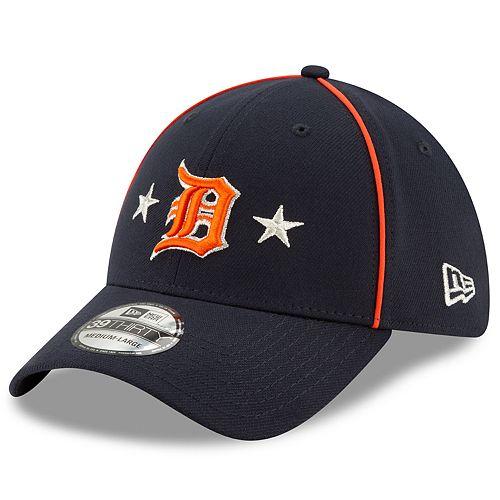 Men's Detroit Tigers 39THIRTY All Star Flex Fit Cap