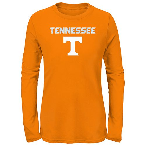 Girls 7-16 Tennessee Volunteers Goal Line Shirt