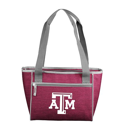 NCAA Texas A&M Aggies Crosshatch 16-Can Cooler Tote