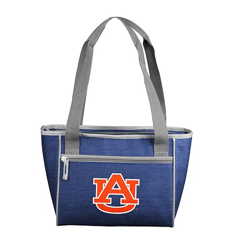 NCAA Auburn Tigers Crosshatch 16-Can Cooler Tote