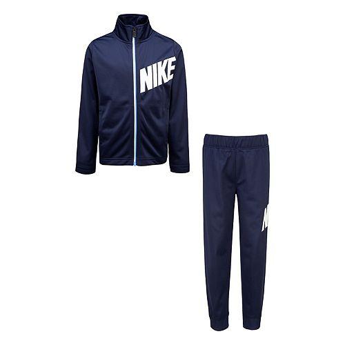 Boys 4-7 Nike 2-Piece Zip-Jacket and Jogger Pants Track Set