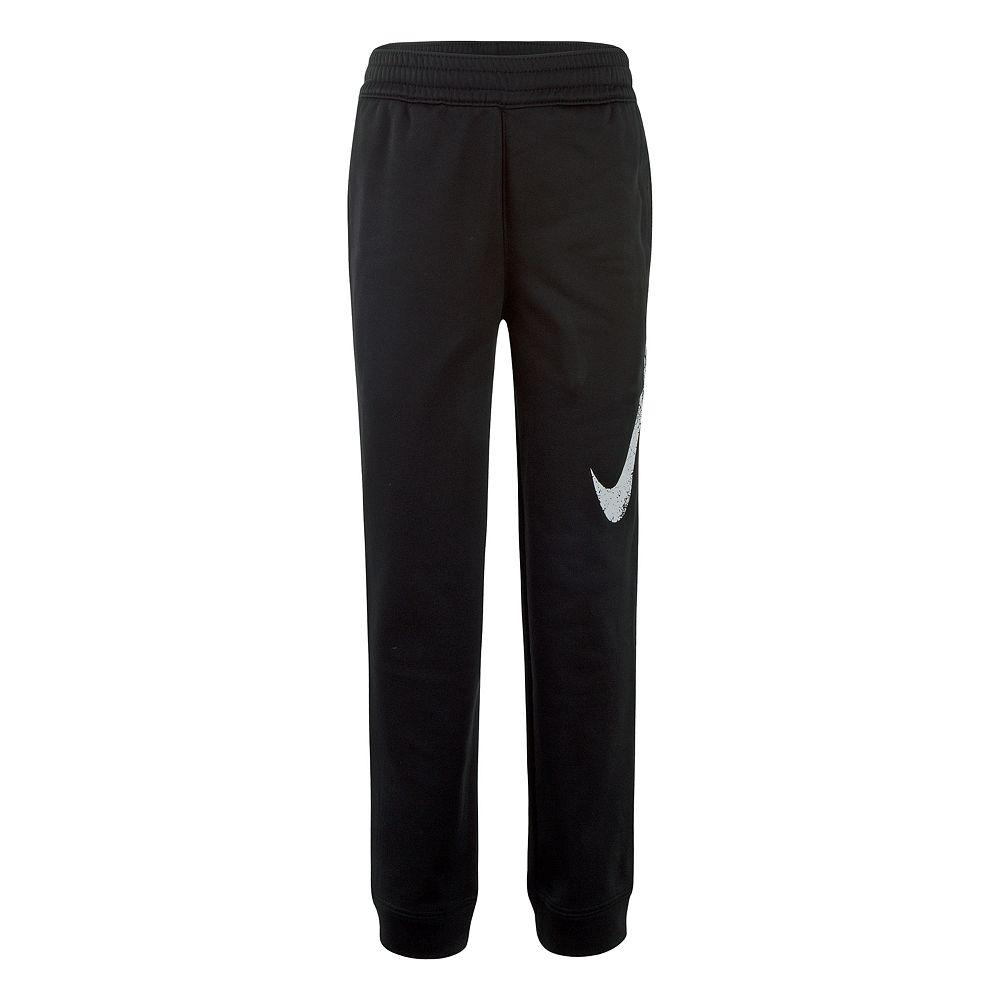 Boys 4-7 Nike Therma Fleece Performance Basketball Pants