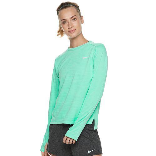 Nike Pacer Long-Sleeve Base Layer Shirt Womens