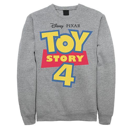 Juniors' Disney Pixar Toy Story 4 Logo Fleece