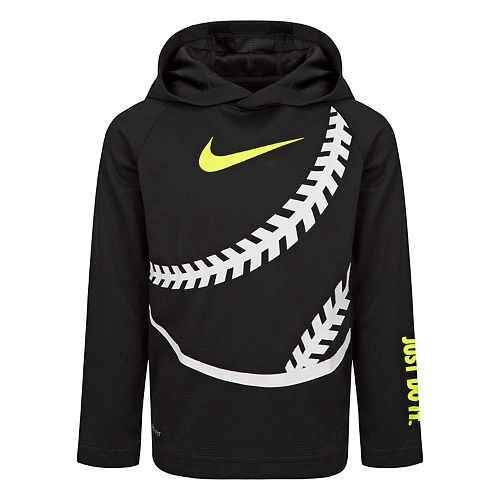 Boys 4-7 Nike Dri-FIT Thermal Soccer Hooded Top