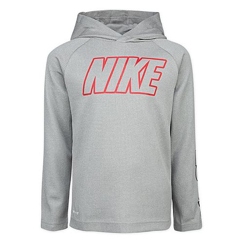 Boys 4-7 Nike Dri-FIT Thermal Graphic Hoodie