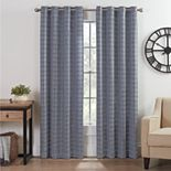 eclipse 2-Pack Absolute Zero Ryker 100% Blackout Window Curtains