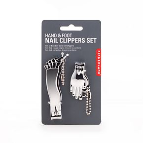 Kikkerland Hand and Foot Clippers