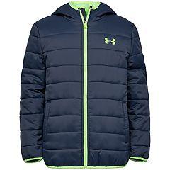 3e3696cab Boys Under Armour Winter Coats & Jackets - Clothing | Kohl's