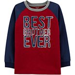 Boys 4-14 Carter's Best Brother Slub Jersey Tee
