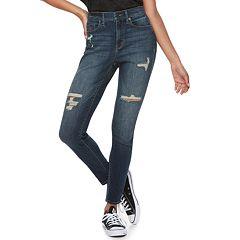 b412cb80d47e43 Juniors' Mudd® FLX Stretch High-Rise Jean Leggings